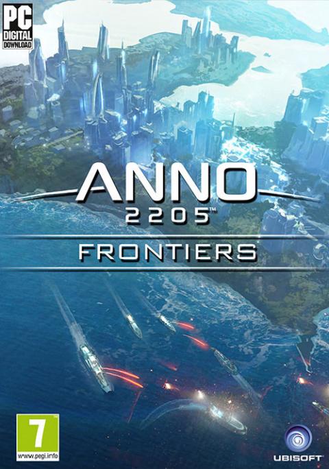 Anno 2205 : Frontier sur PC