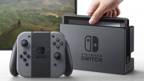 Nintendo Switch : Pas de grosses informations supplémentaires cette année