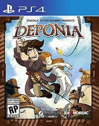 Deponia sur PS4