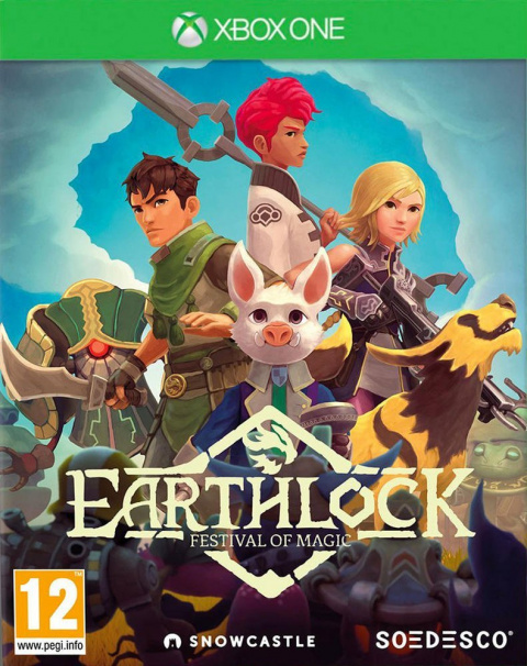 Earthlock sur ONE
