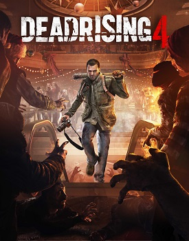 DEAD RISING 4 + UPDATE 3 + 8 DLCS + MULTIPLAYER