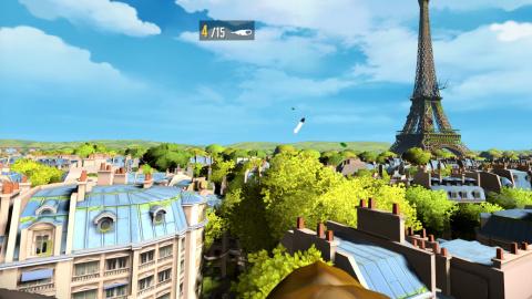 Eagle Flight - Ubi prend son envol dans la réalité virtuelle