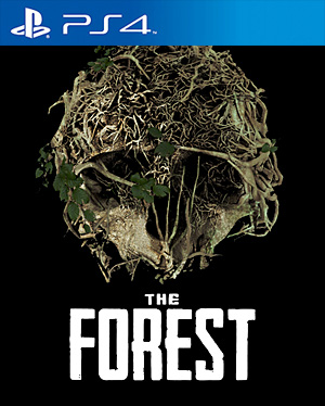 The Forest sur PS4
