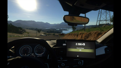 DriveClub VR : Un bon jeu de course mais des sensations à double-tranchant