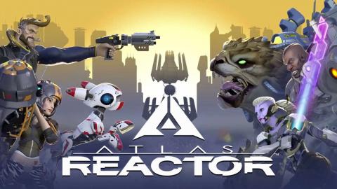 Jaquette de Atlas Reactor : comme un Overwatch tactique, mais en mieux sur PC
