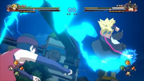 [MàJ] Naruto Ultimate Ninja Storm 4 : Road to Boruto - un portage Switch en approche