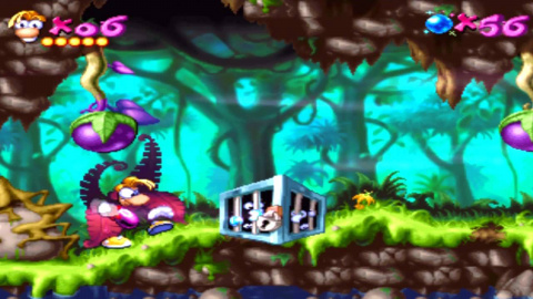 Jaquette de Michel Ancel retrouve une version SNES de Rayman dans ses cartons