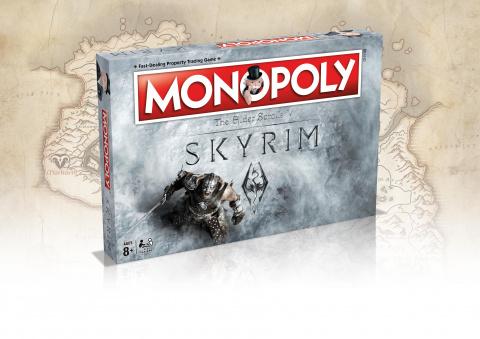 Skyrim bientôt adapté en Monopoly