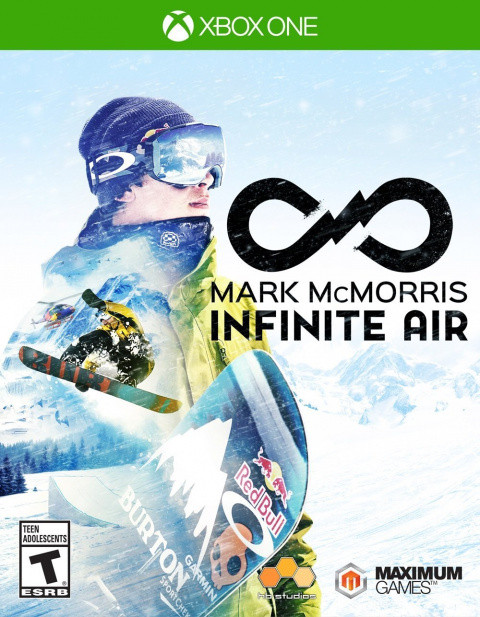 Mark McMorris : Infinite Air with sur ONE