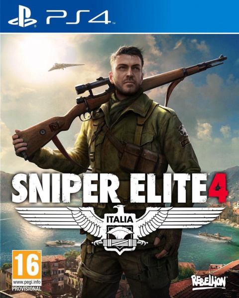 Sniper Elite 4 sur PS4