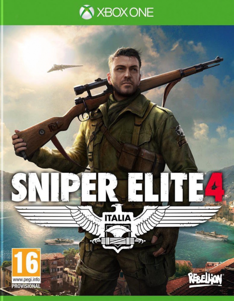 Sniper Elite 4 sur ONE