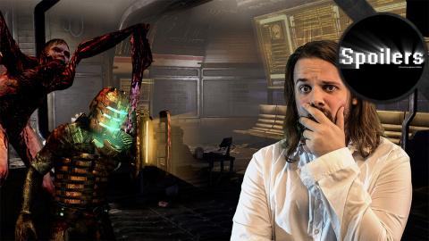 Spoilers : Horreur et espace, Maxime nous raconte l'histoire de Dead Space