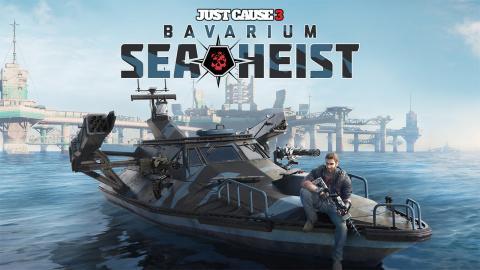 Just Cause 3 : Bavarium Sea Heist sur PS4