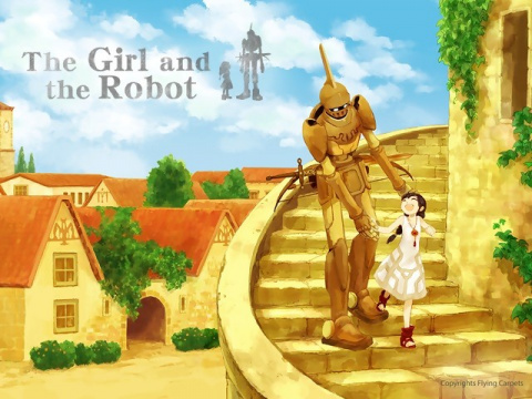 The Girl And The Robot sur WiiU