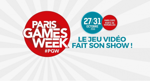 Jaquette de PGW 2016 : La liste complète des jeux présents sur le salon