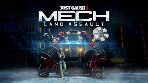 Just Cause 3 : Mech Land Assault sur PC