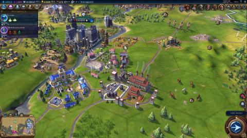 Civilization VI : Période d'essai gratuite en vue