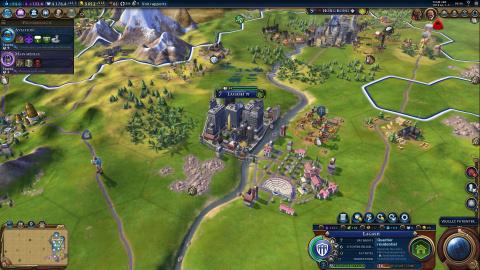 Civilization VI : le portage Switch a largement dépassé les attentes de Take-Two