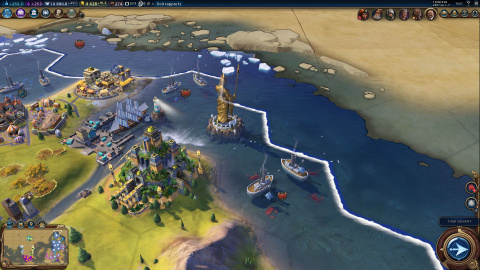 Civilization VI a déjà trouvé 1 million de preneurs