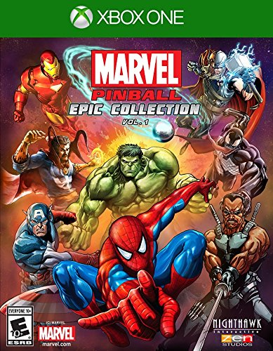 Marvel Pinball Epic Collection sur ONE