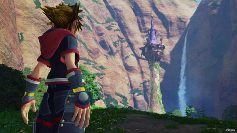 Jaquette de PGW 2016 : Deux nouvelles images pour Kingdom Hearts 3