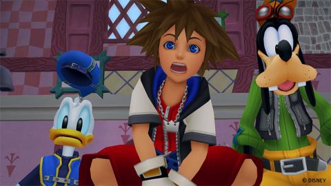 PGW 2016 : Kingdom Hearts HD 1.5 et 2.5 Remix arrivent sur PS4 en mars 2017