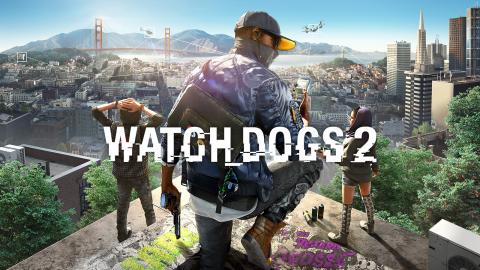 Jaquette de PGW 2016 : Watch Dogs 2 est GOLD !