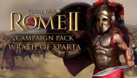 Total War : Rome II - Le Courroux de Sparte sur PC