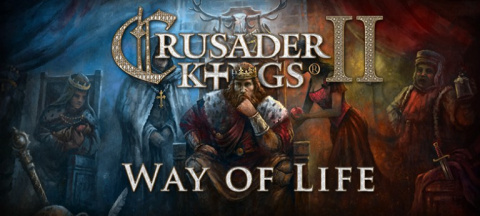 Crusader Kings II : Way of Life sur PC