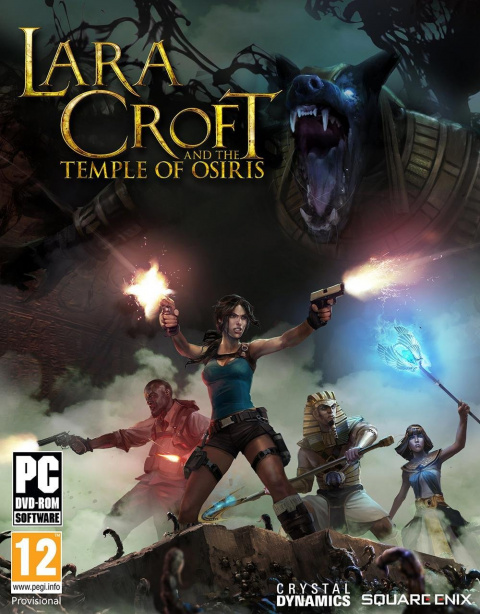 Lara Croft and the Temple of Osiris sur PC