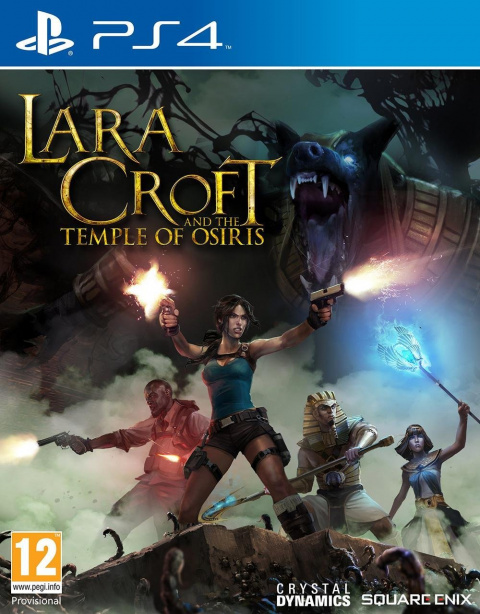 Lara Croft and the Temple of Osiris sur PS4