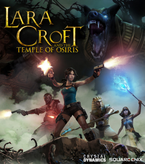 Lara Croft and the Temple of Osiris sur ONE