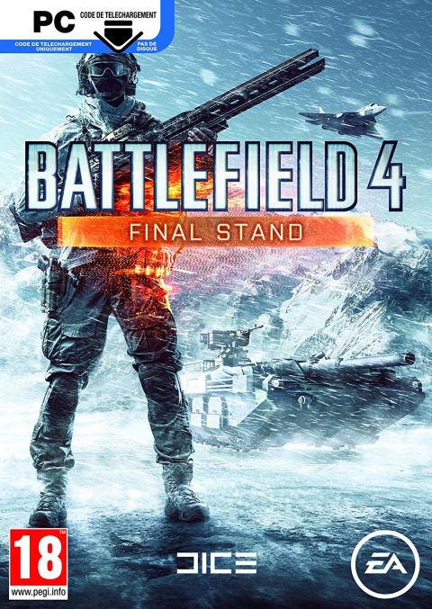 Battlefield 4 : Final Stand sur PC
