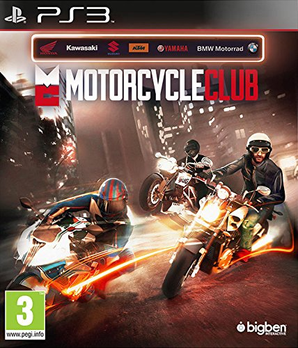 Motorcycle Club sur PS3