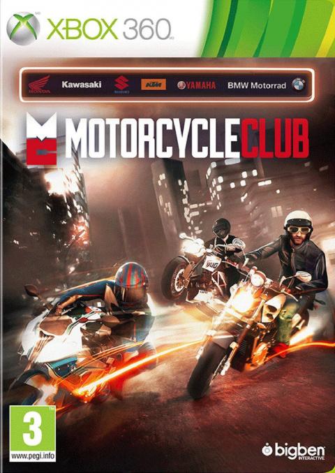 Motorcycle Club sur 360