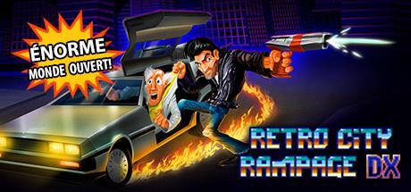 Retro City Rampage DX sur 3DS
