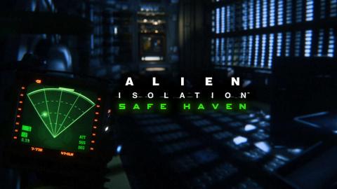 Alien : Isolation - L'Abri sur PS4