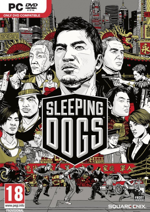 Sleeping Dogs : Definitive Edition sur PC