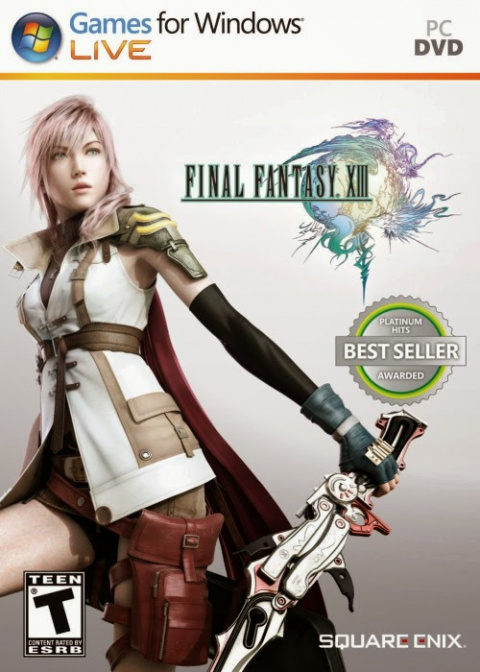 Final Fantasy XIII sur PC