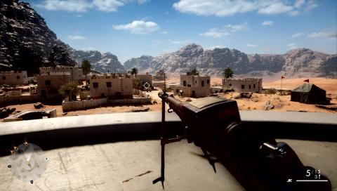 Chapitre 3 : Écouter le désert