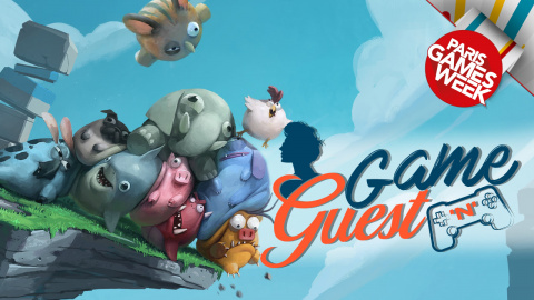 Jaquette de PGW 2016 : Game'n'Guest avec De·formers