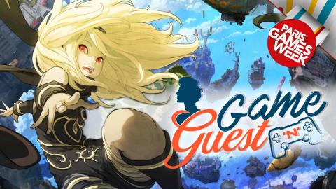 Jaquette de PGW 2016 : Game'n'Guest avec Gravity Rush 2