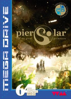 Pier Solar est sorti sur... Megadrive !