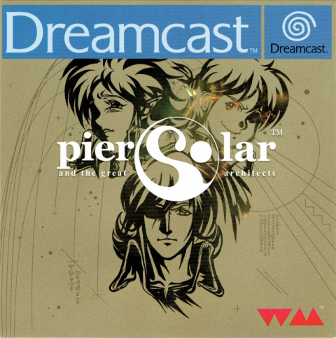 Pier Solar and the Great Architects sur DCAST