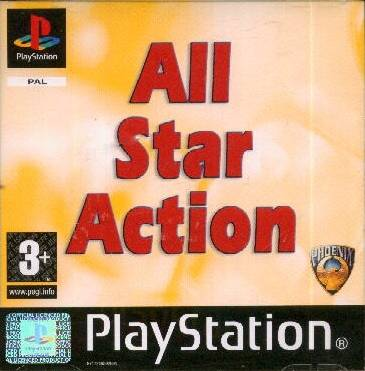 All Star Action sur PS1