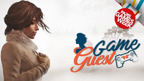 Jaquette de PGW 2016 : Game'n'Guest avec Syberia 3