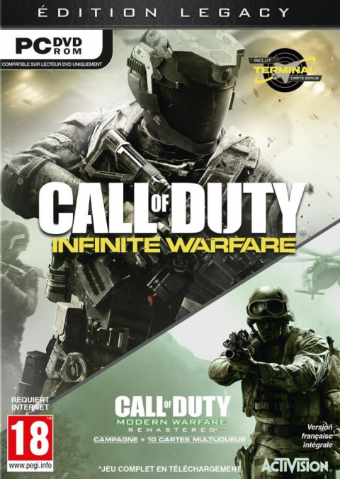Call of Duty Infinite Warfare : Legacy Edition