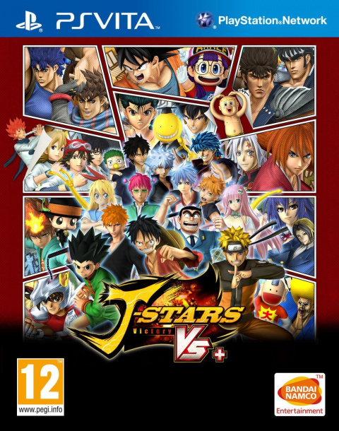 J-Stars Victory VS + sur Vita