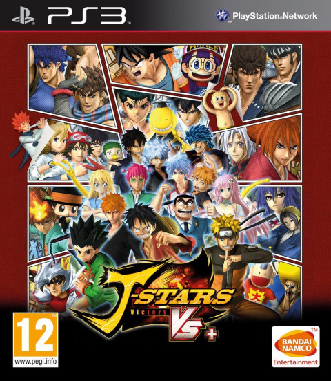 J-Stars Victory VS + sur PS3