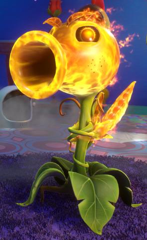 Pisto-pois de feu